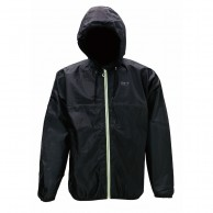 2117 of Sweden Viared, mens Rain jacket, black