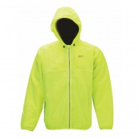 2117 of Sweden Viared, mens Rain jacket, yellow