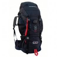 True North Sherpa backpack, 60L, Black