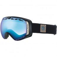 Cairn Stratos, goggles, Mat Black Blue