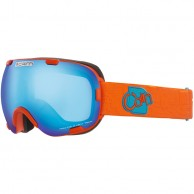 Cairn Spirit, goggles, Mat Orange Blue
