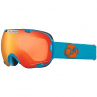 Cairn Spirit, goggles, Mat Blue Orange