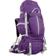 True North Trek backpack, 60L, lilac