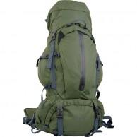True North Trek backpack, 60L, Green