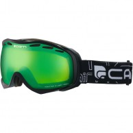 Cairn Alpha, goggles, Mat Black Green
