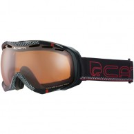Cairn Alpha Photochromic, goggles, Black Carbon Red