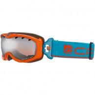 Cairn Rush, goggles, Shiny Orange Blue