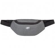 4F sports waist band bag, grå