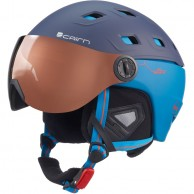 Cairn Stellar Photochromic, ski helmet with Visor, Pacific Techno