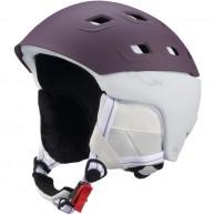 Cairn Pulsar, ski helmet, Plum Techno