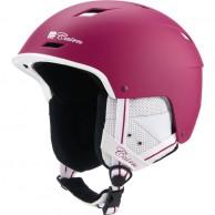 Cairn Equalizer, ski helmet, Mat Cranberry