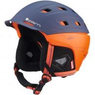Cairn I-Brid Rescue, ski helmet, Midnight Scarlet