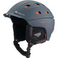 Cairn I-Brid Rescue, ski helmet, Graphite Orange