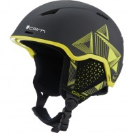 Cairn Infiniti, ski helmet, Black Lemon