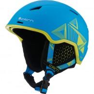 Cairn Infiniti, ski helmet, Azure Lemon