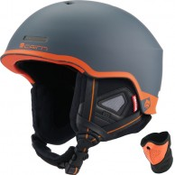 Cairn Centaure Rescue, ski helmet, Graphite Orange