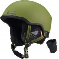 Cairn Centaure Rescue, ski helmet, Mat Kakhi
