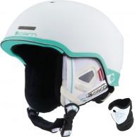 Cairn Centaure Rescue, ski helmet, Mat White