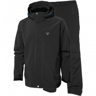 Tenson Biscaya, mens Rain set, black