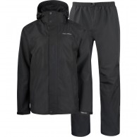 Tenson Monitor, mens Rain set, black