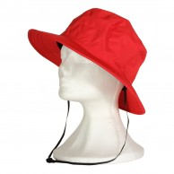 Haglöfs Proof Rain Hat, red