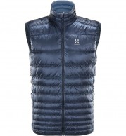 Haglöfs Essens III Down Vest, dark blue