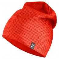 Haglöfs Fanatic Print Cap, red