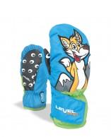 Level Animal Mitt, wolf