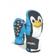 Level Animal Mitt, blue penguin