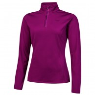 Protest Fabrizoy mid-layer shirt, women, purple