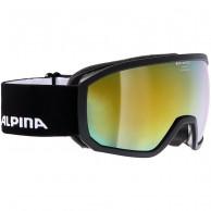 Alpina Scarabeo JR. MM, junior goggles, black