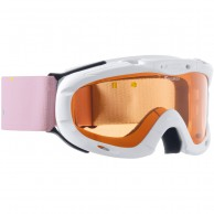 Alpina Ruby S, goggles, white/pink
