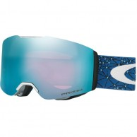 Oakley Fall Line, Galaxy Blue Laser