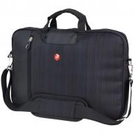 4F Messenger Bag, black