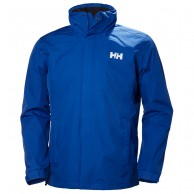 Helly Hansen Dubliner, Rain Jacket, men, dark blue