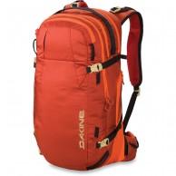 Dakine Poacher 36L, red/orange
