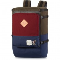 Dakine Park 32L, brown/blue