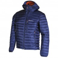 Montane Featherlite Down, Mens Down Jacket, blue