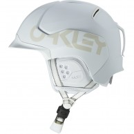 Oakley MOD5 Factory Pilot, ski helmet, Whiteout