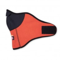 Kama large face mask, windstopper, orange