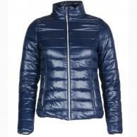 4F Frigga Womens artificial down jacket, navy