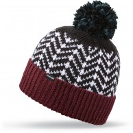 Dakine Camila Womens Beanie, black/bordeaux
