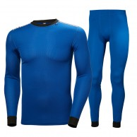Helly Hansen Comfort Dry, Mens set, blue