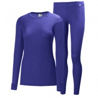 Helly Hansen W Comfort Dry 2-Pack, womens set, lavendel