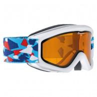 Alpina Carat, goggles, white confetti