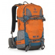 Kilpi Rise, ski backpack, orange