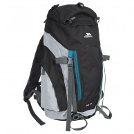 Trespass Trek 33, Mountain Backpack, black