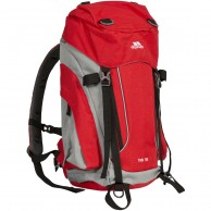 Trespass Trek 33, Mountain Backpack, red
