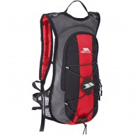 Trespass Mirror 15L, Backpack, red