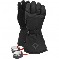 Didriksons Rover gloves, black